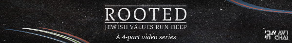 Rooted: Jewish Values Run Deep - A 4-Part Video Series