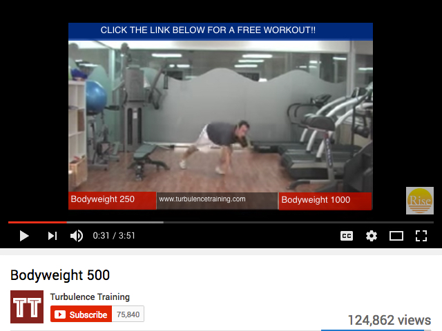 Bodyweight 500