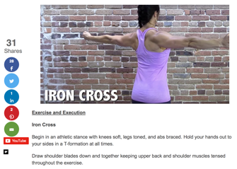 Iron cross.missi