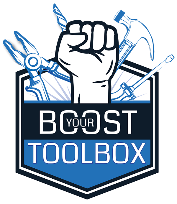 Boost Your Toolbox