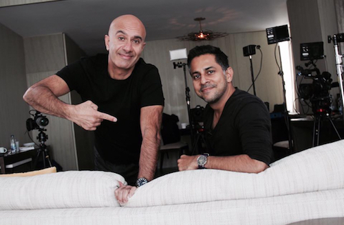 Robin Sharma and Vishen