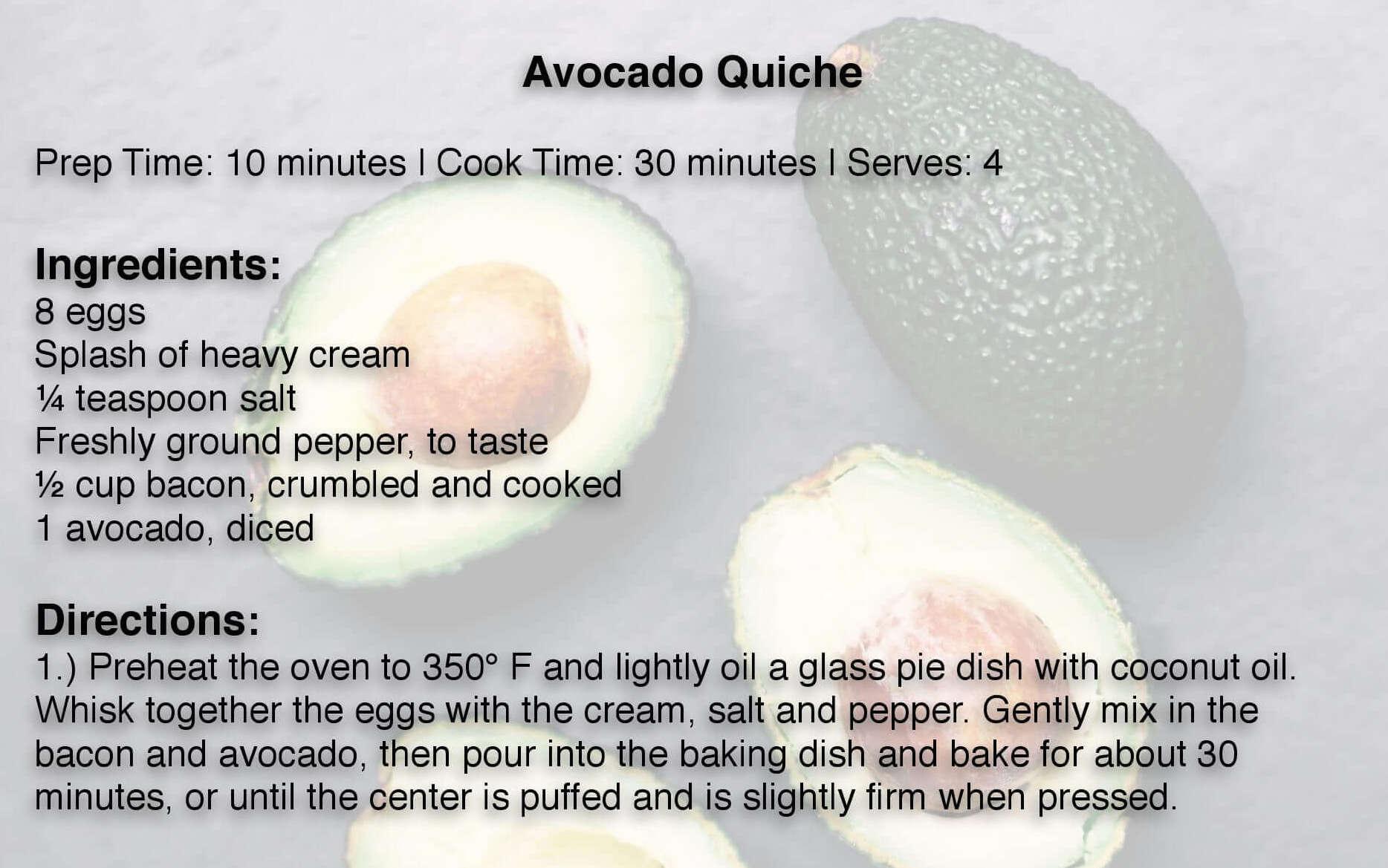 Avocado quiche compressed